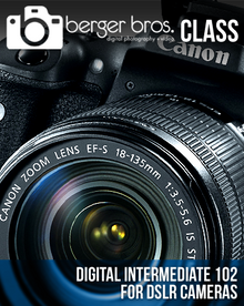 Digital Intermediate 102 for DSLRs