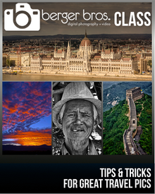 Tips & Tricks for Great Travel Pics