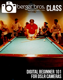 Digital Beginner 101 for DSLRs