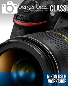 04/21/17 - NIkon DSLR Workshop