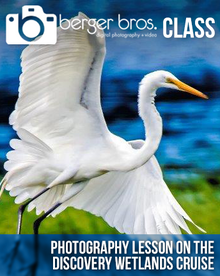 08/26/17 - Photography Lesson on the Discovery Wetlands Cruise!
