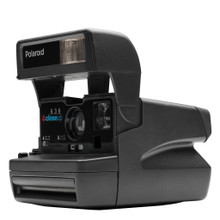 Impossible Polaroid 600 OneStep Close-Up Instant Camera (Black)
