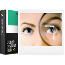 Impossible Color Instant Film for Spectra/Image (White Frame, 8 Exposures)