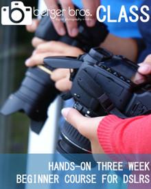 09/11/17 - Hands on Beginner for DSLRs 3 wk
