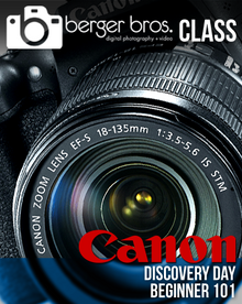 09/16/17 - Canon Discovery Day 101