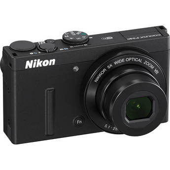 Nikon COOLPIX P340 Digital Camera, New York, California, Maryland, Connecticut
