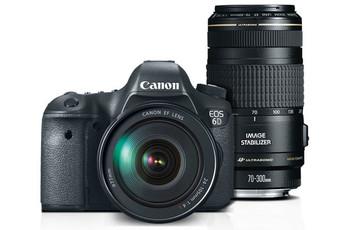 Canon 6D 24-105mm USM Lens Kit w/ 70-300mm f/4-5.6 IS USM Lens, New York, California, Maryland, Connecticut