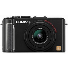 Panasonic Lumix DMC-LX3  Black