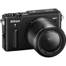 Nikon 1 AW1 Digital Camera w/ AW 11-27.5mm & AW 10mm lenses
