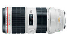 Canon EF 70-200mm f/2.8L IS II Telephoto Zoom Lens