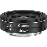 Canon EF 40mm f/2.8 STM Standard & Medium Telephoto Lens