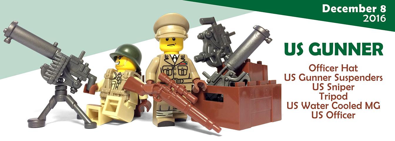 Custom Lego Guns - US
