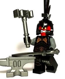 Deity Custom Lego Weapons