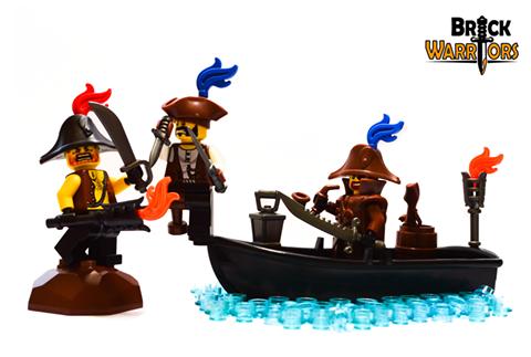 new custom lego sword for pirates