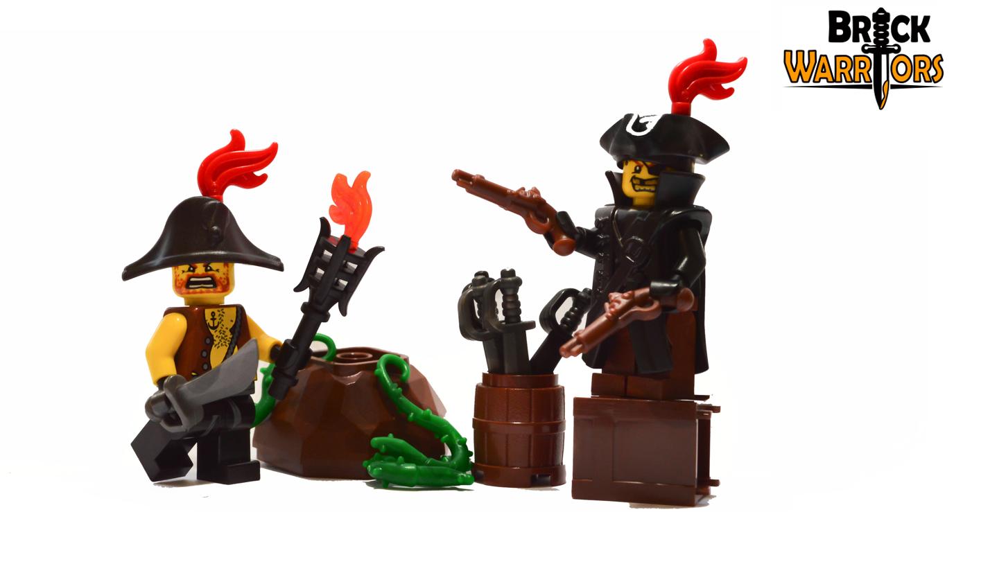 custom lego gun for pirates