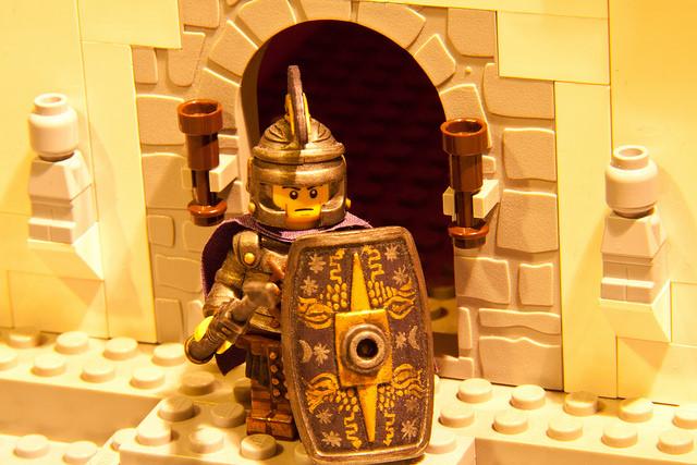 Praetorian Guard by lordanthul