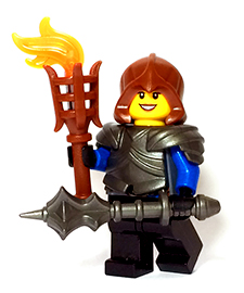 Cleric Custom Lego Weapons