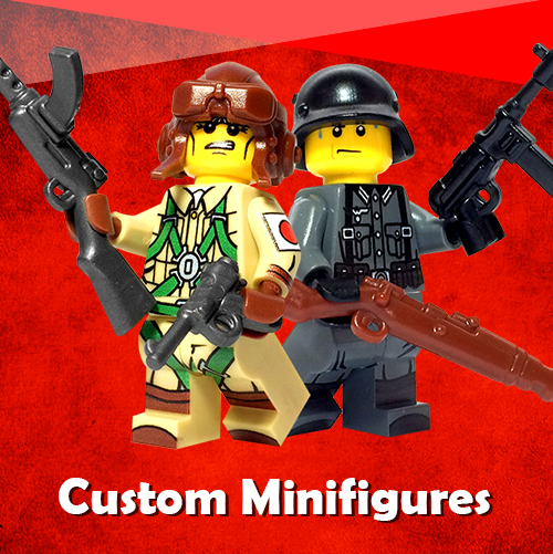 Custom Lego Minifigures