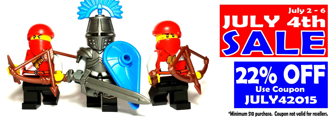 4th of july lego sale