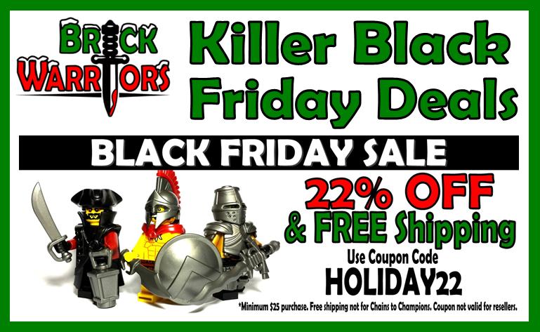 lego holiday gift guide - killer black Friday deals