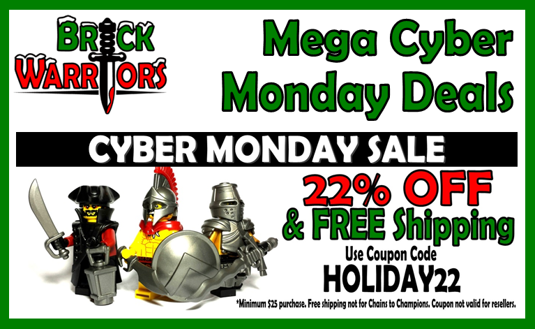 lego holiday gift guide - mega cyber monday deals