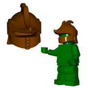 Minifigure Helmet - Ranger Helm