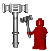 Minifigure Weapon - Skull Crusher