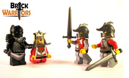 Minifigure Weapon - Greatsword