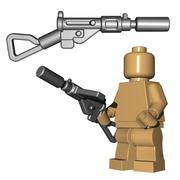 Minifigure Gun - Cobra SMG
