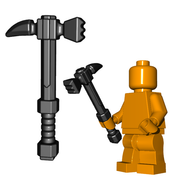 Minifigure Weapon - Hammerpick