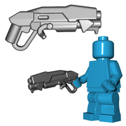 Minifigure Gun - Grinder Shotgun