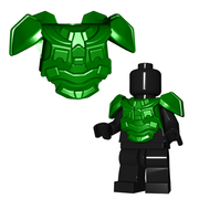 Minifigure Armor - Galaxy Enforcer Armor