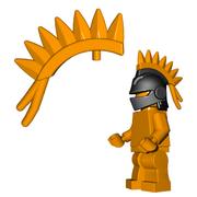 Minifigure Plume - Jousting Plume