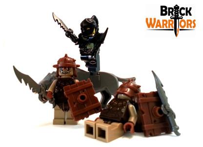 lego swords - dragon sword