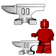 Minifigure Accessory - Anvil