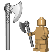 Minifigure Weapon - Viking Axe