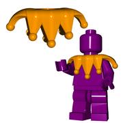 Minifigure Clothing - Jester Collar