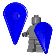 Minifigure Shield - Kite Shield