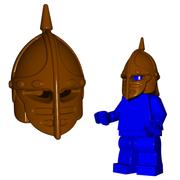 Minifigure Helmet - Crossbowman Helm