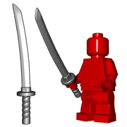 Minifigure Weapon - Katana