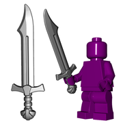 Minifigure Sword - Falchion