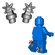 Minifigure Accessory - Spurs