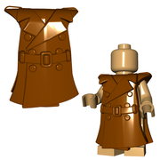 Minifigure Coat - Trench Coat