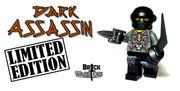 Custom LEGO® Minifigure - Dark Assassin
