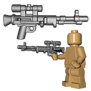 Minifigure Gun - Fallschirmjäger Rifle