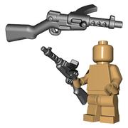 Minifigure Gun - Japanese SMG