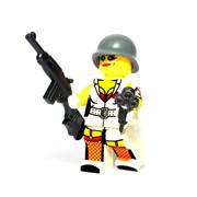 Custom LEGO® Minifigure - US Nurse