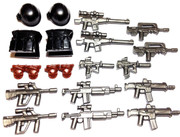 """BrickWarriors 2.5"""" Scale Army Special Forces Builder Pack"""