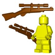 Minifigure Gun - Buffalo Rifle