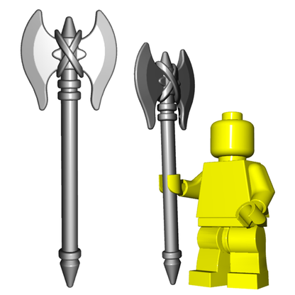 Minifigure Weapon - Minotaur Axe